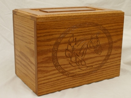 Horse Urns Personalized Cremation Urns Amp Boxes For Horses