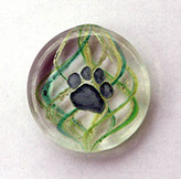 Stone Emerale Splendor Pet Keepsake