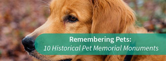 pet historical monuments