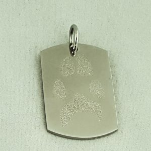 Custom Paw or Nose Print SS